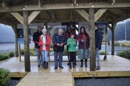 Kea Information Shelter Launch