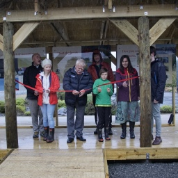Kea Information Shelter Launch